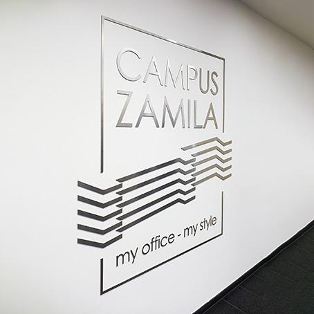Campus Zamila Logo