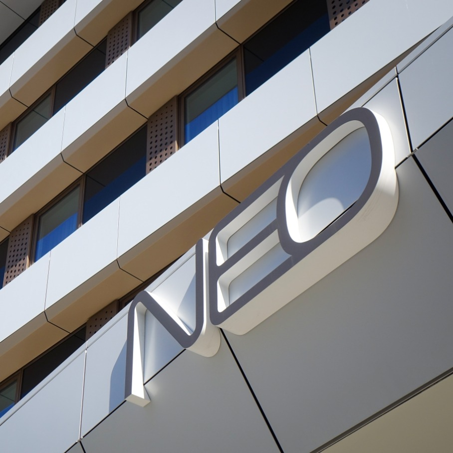Neubau NEO, München